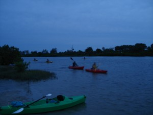 Take a full moon tour with Kayak Lake Worth.