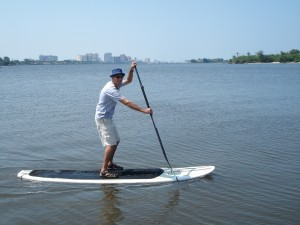 Rent a Stand-Up Paddleboard in Palm Beach County, Florida.