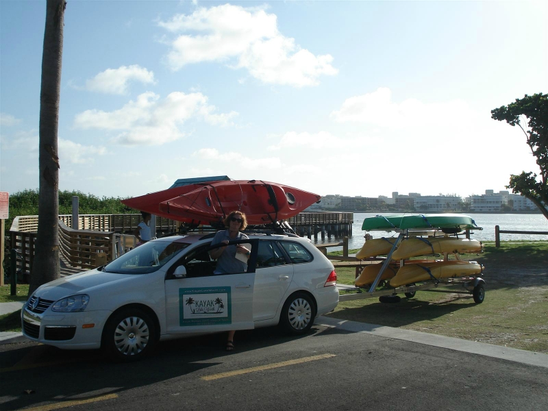 Kayak Lake Worth is a Mobile Kayak and SUP outfitter in South Florida.