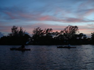Snook Islands Sunset